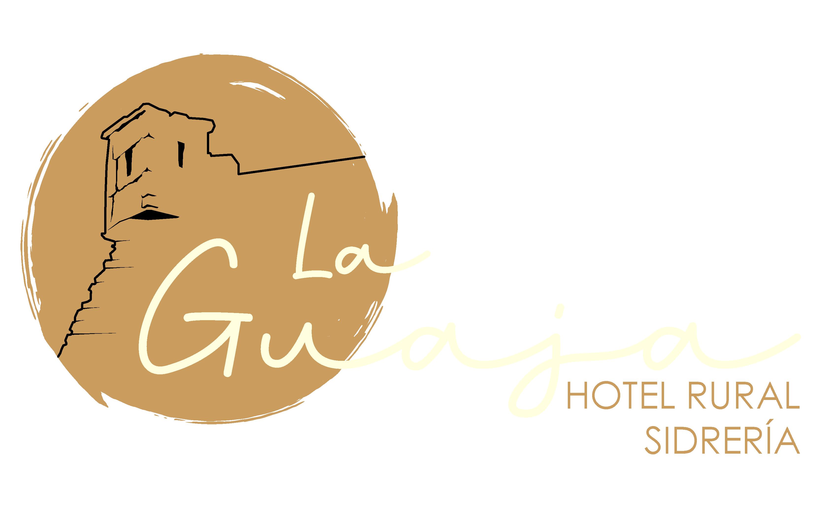 logo La Guaja Hotel Rural Sidrería Sanabria